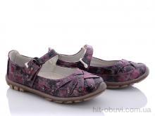 Туфли Style-baby-Clibee NA2358-2 purle