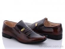 Туфли Style-baby-Clibee NF280559 brown