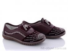 Туфли Style-baby-Clibee N1215-2 maroon