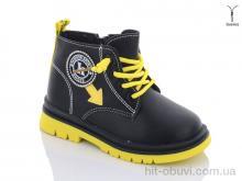 Ботинки GFB-Канарейка B7216-2