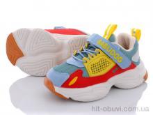 Кроссовки Class Shoes BD82006-32 голубой