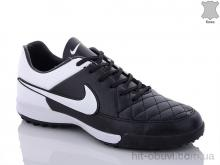 Футбольная обувь Enigma D03 white-black