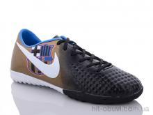 Футбольная обувь Enigma A917 black