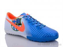 Футбольная обувь Enigma A917 blue
