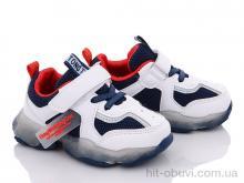 Кроссовки Class Shoes BD5513 бело-синий