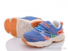 Кроссовки Class Shoes BD503 голубой