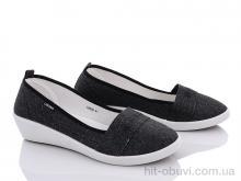 Слипоны Victoria LiBang 590-12 grey