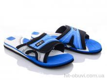 Шлепки Zelart EVCM9224 d.blue