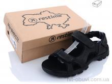 Сандалии Restime NGL21111 black