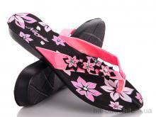 Шлепки Makers Shoes Цветок-розовый