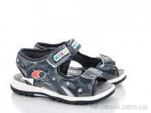 Сандалии Makers Shoes Kids серый камуфляж