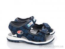 Сандалии Makers Shoes Kids синий камуфляж