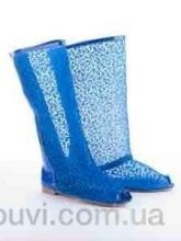 Сапоги Diana N3 blue АКЦИЯ