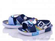 Сандалии Violeta 11401 blue-blue